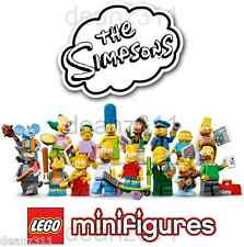 LEGO Minifigures THE SIMPSONS™ Series 13: COMPLETE SET OF 16 NEW IN STOCK! 71005