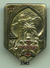 Insigne artillerie coloniale , RACM. , ( TUY CHUN  )