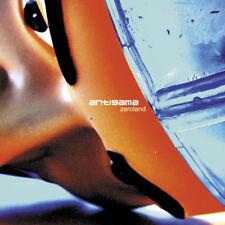 ANTIGAMA - Zeroland CD [NEW/SEALED] - Selfmadegod Records