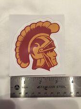 USC Trojan Decal Sticker
