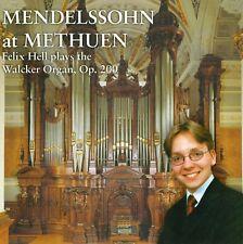 Mendelssohn at Methuen / Felix Hell at Methuen Memorial Music Hall