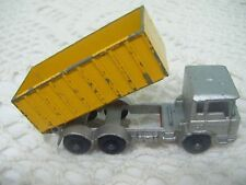 Matchbox Vintage Tipper Container Truck No.47