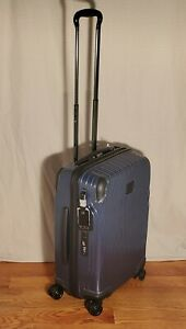 NWT Tumi Latitude Continental Carry-on Luggage in Blue $795