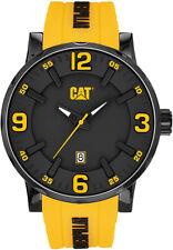 Men's Yellow And Black Caterpillar CAT Bold Watch NJ.161.27.137