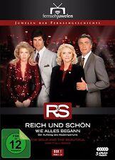 Reich und Schön - Box / Staffel 1: Wie alles begann, 5 DVD NEU + OVP!