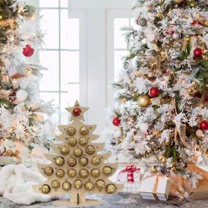 Christmas advent Tree Fits Chocolate Orange & Ferrero Rocher or Lindt Chocolates