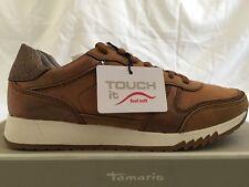 19fe7d34 Tamaris Women's Muscat Comb 23602 Low-Top Sneakers, Brown, 3 UK / EU