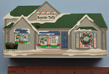 Cat's Meow Village Bayside Taffy 2012 Christmas Series Cape Cod Bay New