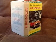 Observers Book Of Automobiles 1965