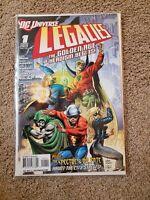 DC Universe Legacies #1 NM; DC