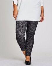 Autograph Polyester Plus Size Pants for Women