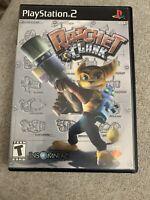 Ratchet & Clank (Sony PlayStation 2, 2003) PS2