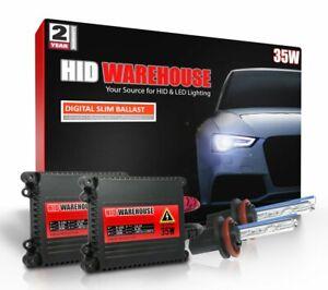 HID-Warehouse DC 35W H11 HID Xenon Kit - 4300K 5000K 6000K 8000K 10000K