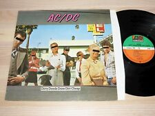 AC/Dc Acdc LP - Dirty Deeds Done Dirt Cheap / German Press in Mint