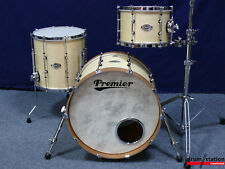"Premier Modern Classic shellset ""Birds Eye Maple"" 20,12,14"" Made in England"