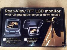 "Reversing camera system with 2.5"" motorised screen & camera (70% off RRP)"