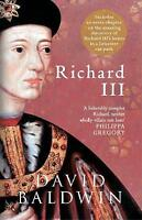 Richard III, David Baldwin, New