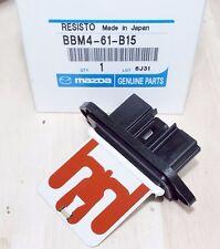 GENUINE MAZDA 3 BLOWER FAN MOTOR RESISTOR BBM4-61-B15 OEM
