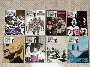 Purnells History Of The Second World War Magazines 116 Issues Of WW2 History