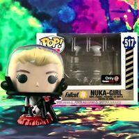 Nuka-Girl Fallout 76 GameStop Exclusive Funko POP! Figure #517 - Imperfect Box