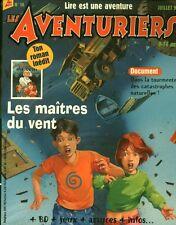 Livre enfant  lire est une aventure les aventuriers no 16 1999 book