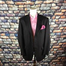 Men's Brook Taverner Wool Blazer 100% Wool 42R Dark Brown - Lightly Used