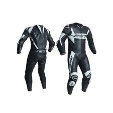 Combinaisons de motocyclette blancs RST en cuir