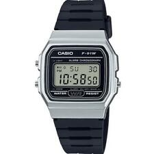 Casio Unisex Collection Digital Watch With Resin Strap F-91wm-7aef