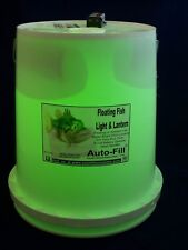 Floating Fish CRAPPIE  Attracting Light & Lantern- Self Contained Battery Source