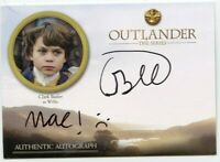 Cryptozoic Outlander Season 3 AUTO/Autograph CLARK BUTLER as WILLIE