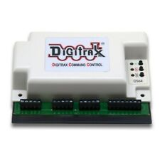 Digitrax DS64 Quad Stationary Decoder   Bob The Train Guy