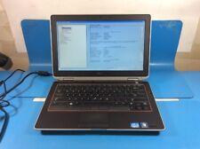 Dell Latitude E6320 i7-2620M @2.70GHz 4GB RAM 500GB HDD No Battery - AM