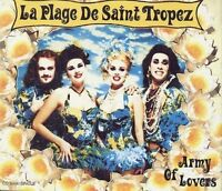 Army of Lovers La plage de Saint Tropez (1993) [Maxi-CD]