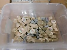 Lot 50 Sensormatic Gator-Tag Anti-Theft Security Tags with Ink-Filled Pins