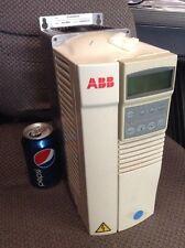 ABB VFD ACS401600432 4HP Gov't Surplus