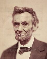 Abraham Lincoln portrait by Gardner 1865 photo CHOICES 5x7 or request 8x10 or...
