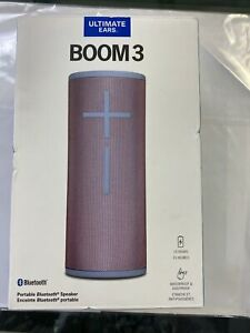 Brand New Sealed Ultimate Ears BOOM 3 Portable Wireless Bluetooth Speaker