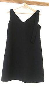 BRAND NEW OASIS Ladies Dress Size 10 / Black Evening  Wear/ Excellent Condition