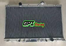 Aluminum Radiator FOR 02-06 HONDA CR-V 2.4L L4 AND 03-06 HONDA ELEMENT 2.4L L4