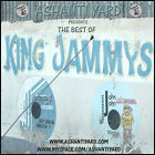 KING JAMMYS THE BEST OF MIX CD