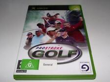 Prostroke Golf XBOX Original PAL *Sealed Brand New*