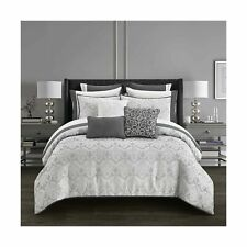 Better Homes and Gardens Tolland 12 Piece Bed in a Bag Bedding Set, Queen. New
