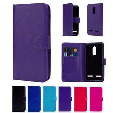 Fundas con tapa de piel sintética para teléfonos móviles y PDAs Lenovo