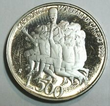 Münzen San Marino 500 Lire 1996 R Km#357 Top Erhaltung Bimetall G1580