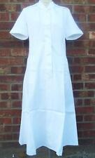 NEW MOD MILITARY army RAF QARANC Ward Uniform WRAC Nurse White no4 Dress 16-18