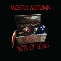 MOSTLY AUTUMN - BOX OF TEARS  CD NEU