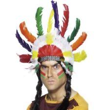 Cappelli e copricapi multicolore Smiffys per carnevale e teatro dal Regno Unito