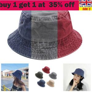 Cotton Adults Bucket Hat - Fishing Fisher Beach Festival Sun Creative Cap jh