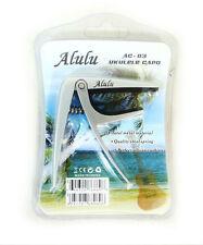 Alulu Brand Ukulele Capo, quality metal material, steel spring