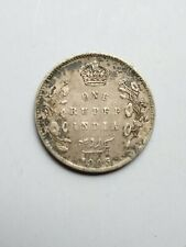 Antique Old Coin: India- One Rupee 1905